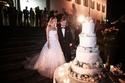 كعكة الزفاف