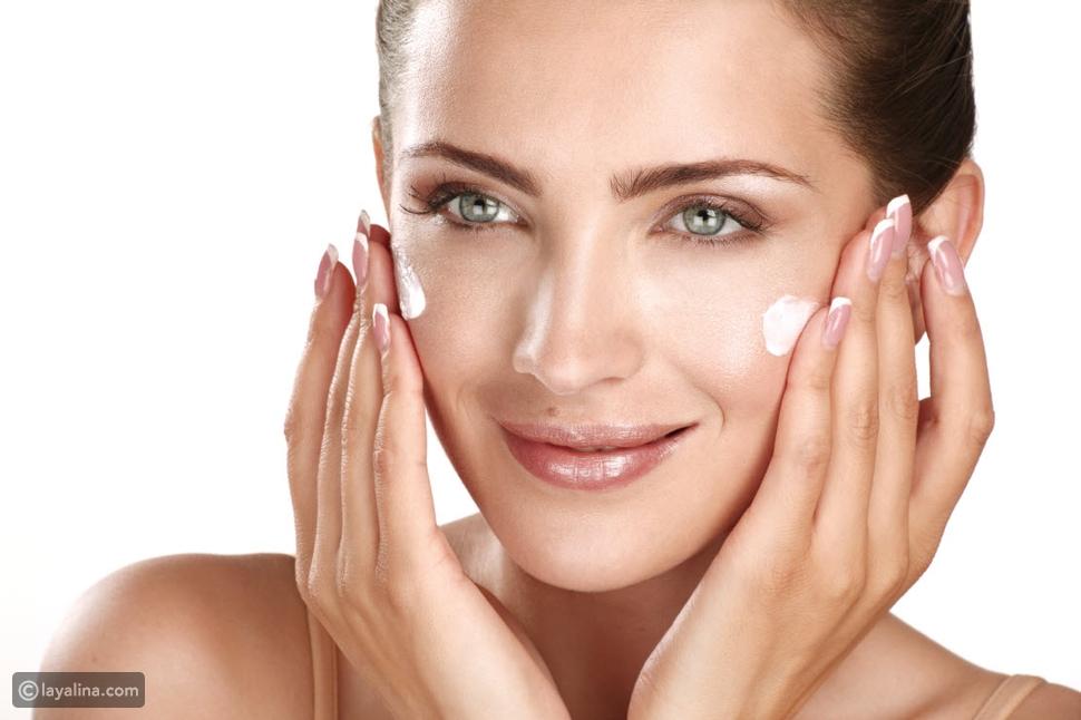 علاج آثار جروح الوجه ليالينا