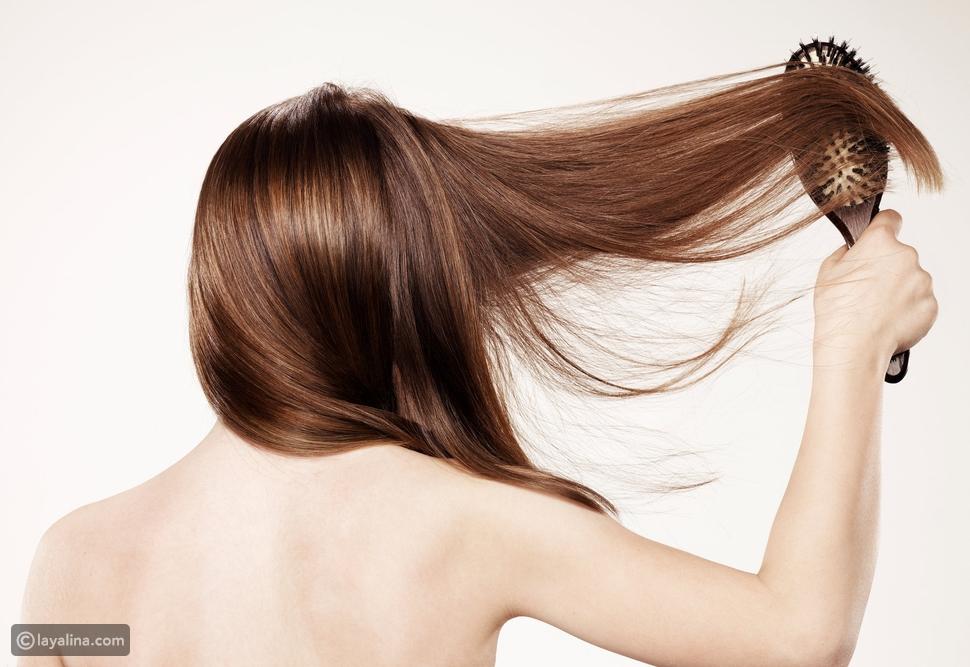 مشاكل الشعر خلال فصل الصيف وطرق حلها