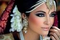 مكياج هندي فخم للعروس