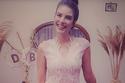 """صور فستان دينيز بايسال بطلة مسلسل """"فضيلة وبناتها"""" المدهش بحفل خطوبتها"""