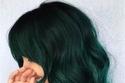 صبغ الشعر بالون الزيتي