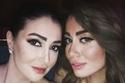 روتانا وغادة عبد الرازق من حفل رأس السنة