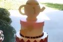 كعكة حفل عيد ميلاد شيكاغو ابنة كيم كارداشيان