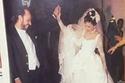 حفل زفاف أنغام وزوجها الأول مجدي عارف