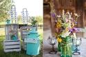 20 فكرة مميزة لحفل زفاف في شهر مارس