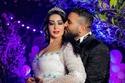 صور رومانسية جديدة من عقد قران سمية الخشاب وأحمد سعد: غرام واضح!