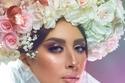 جربي رسمات عيون مختلفة وألوان آيشادو جريئة على طريقة فرح الهادي