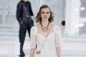 فستان قفطان كروشيه من Chanel