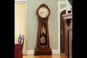 ساعة حائط كلاسيكية بصندوق حشبي وبندول