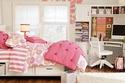 ديكور غرف نوم بنات بألوان فاتحة