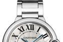 """ساعة فضة من """"Cartier"""""""