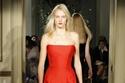 فستان سهرة أحمر من Alberta Ferretti Limited Edition