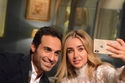 أحمد فهمي يعلن موعد حفل زفافه على هنا الزاهد