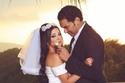الممثلة السورية جيهان عبد العظيم تحتفل بأول عيد حب بعد زفافها
