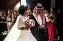 السعودية أفنان الباتل تحتفل بأول عيد حب بعد زفافها