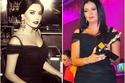فستان رانيا يوسف الأسود الكاشف ارتدته قبلها سيرين عبد النور