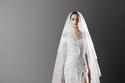 فساتين زفاف ضيفة بأكتاف منسدلة من زهير مراد