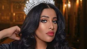 زواج السعودية روزانا اليامي وطريقتها في إخفاء وجه عريسها تثير ضجة!