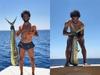 فيديو فنان يحفر وجه محمد صلاح على ثمرة يقطين ضخمة لزينة الهالوين