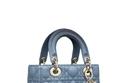 حقيبة Dior  بالون الأزرق