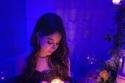 أسيل عمران من عيد ميلاد شقيقتها
