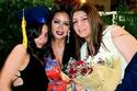 صور ترصد فرحة النجوم بتخرج أبنائهم..رانيا يوسف أصرت على تقديم وصلة رقص