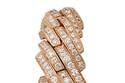 ساعة Maillon de Cartier Watch Pink gold, diamonds ذهب وردي