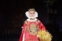الدراما المسرحية  تسيطر على عرض أزياءDolce & Gabbana