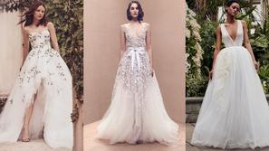 دليلك الكامل لصيحات فساتين الزفاف لعام 2020