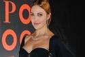 مريم أوزرلي بفستان أسود أنيق