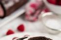 سوس رول التوت بالشوكولاته للفالنتاين