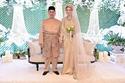 زفاف ولي عهد ماليزيا وعروسه السويدية الحسناء