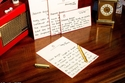 رسائل الأميرة ديانا تباع في المزاد