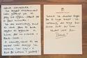 رسائل الأميرة ديانا قبل وفاتها