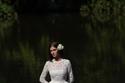 فستان زفاف قصير من مجموعة فساتين الزفاف من Giambattista Valli