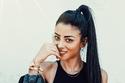 عارضة الأزياء السعودية نورة الشنقيطي عرضت لماركات عديدة
