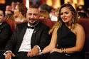 أحمد السقا وزوجته مها الصغير