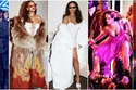 إطلالات ريهانا Rihanna في حفل جوائز Grammy Awards 2018