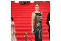 فستان انابيلا هلال من تصميم باسل سودا