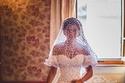 فستان زفاف من تصميم رامي القاضي