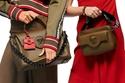 حقائب يد بتصميم كاجول أنيق من مجموعة Versace Pre Fall 2021