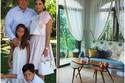 صور منزل الإعلاميان رابعة الزيات وزاهي وهبي الرائع: ديكور شرقي بلمسات عصرية