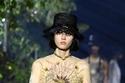 Dior يستوحى مجموعته من Miss Dior وسط الطبيعة في أسبوع الموضة في باريس