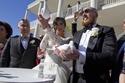 حفل زفاف خديجة مهاجر الأسطوري