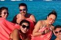 صور النجمات العربيات بإطلالات جريئة على البحر: رانيا يوسف بالهوت شورت!