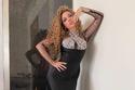 ميريام فارس بفستان عصري بحفلات عيد الأضحى 2021