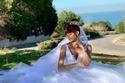 """عروس مسلسل """"أسود"""" داليدا خليل بفستان من تصميم نيكولا معلوف"""