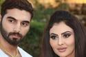 مريم حسين وزوجها فيصل الفيصل