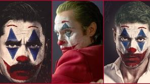 صور تكشف كيف سيبدو النجوم العرب إذا قاموا ببطولة فيلم Joker